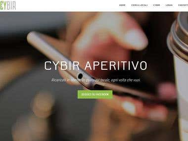 Cybir Website