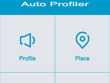 Auto Profiler - Free Android Application