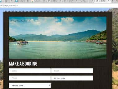Boating website