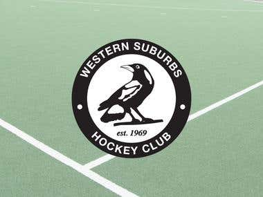 Wests Hockey Team Logo