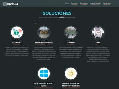 InveniaGruop Site www.inveniagroup.com
