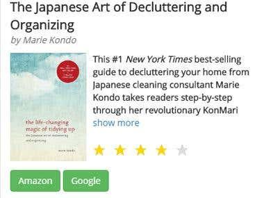 Reading List - www.readinglist.com