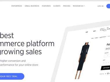 Amfesh Multi Vendor E-Commerce Platform