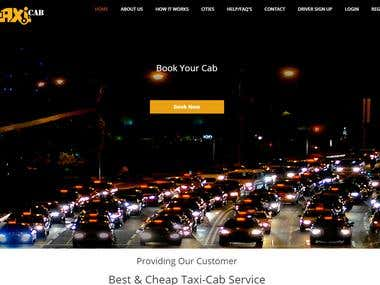 Online Taxi Booking with Android & IOS