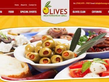 Olives Mg Restaurant