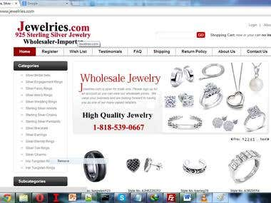 is a major jewelry manufacturer and exporter.