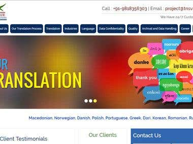 Tns Value Translation Company