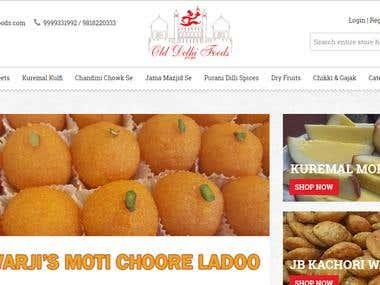 Old Delhi Foods