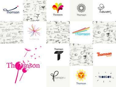 Thomson Rebrand - logo design, branding, corporate identity