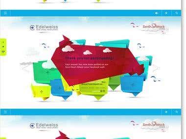 Edelweiss microsite - Zero Heart Attack zone