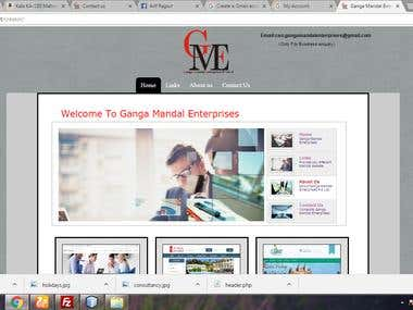 Ganga mandal website