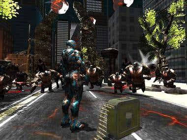 Rise of Robo-Man