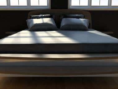 Krebbrah Bed