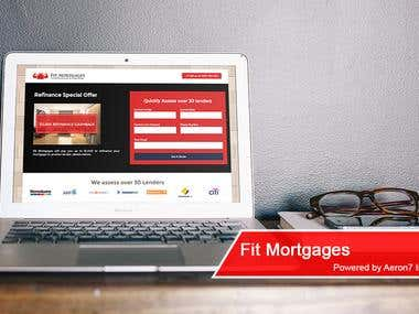 Website - Fit Mortgages
