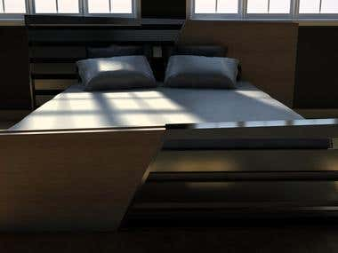 Retrau Bed