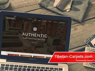 Website - Tibetan Carpets