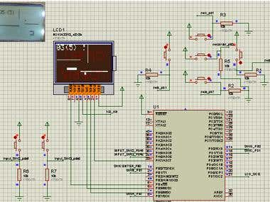 Game of snake avr microcontroller display nokia5110