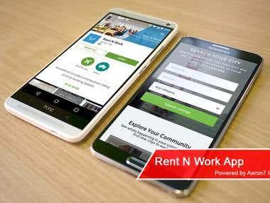 Android - RentNWork