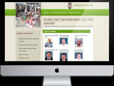 Healthcare website in PHPwith Bootstap,HTML5,Css3,Javascript