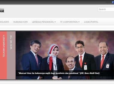 Website Telkom Foundation