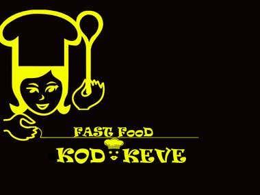 Fast Food Logo Design