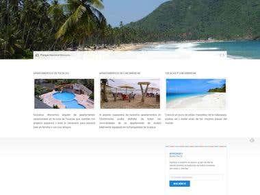 Tucacas / Chichiriviche Web Page