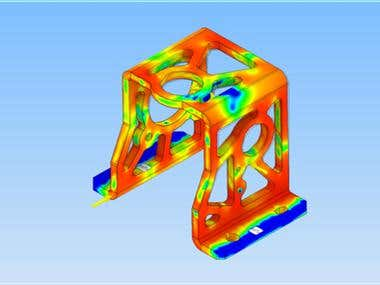 Our work in FEA
