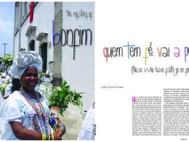 Américas Magazine