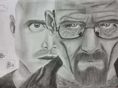 Sketch Breaking Bad
