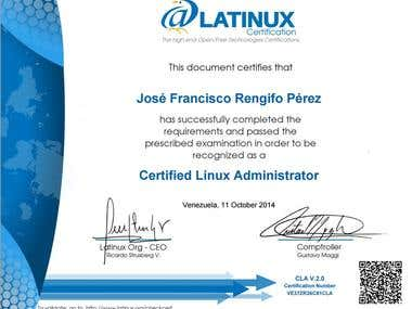 Certified Linux Administrator