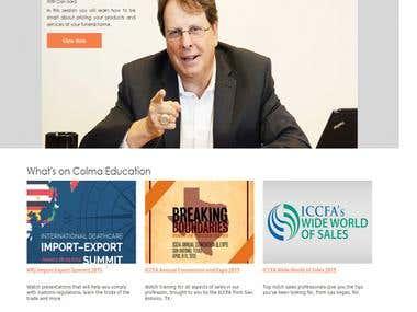 Colma education, an education company