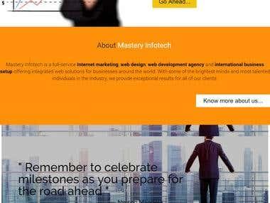 Mastery Infotech