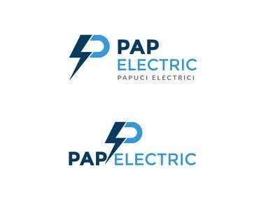 Pap Electric Logo