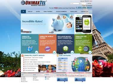 unimaxtel.com