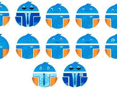MY BOOTS Diseño de Mascotas para Empresas