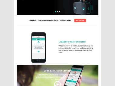 Leakbot.io