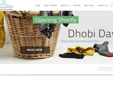 Dhobi day