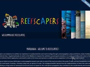 reefscapers A Joomla Website