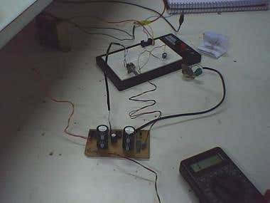 Variable DC Voltage Source