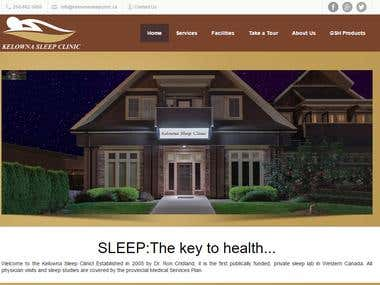 Sleep Clinic Portal