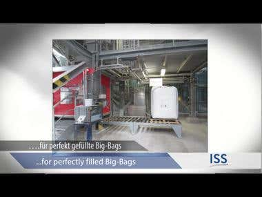 Product video for Big Bag Industrial Machine