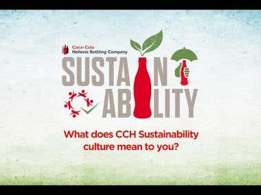 Coca Cola Sustainability Training video