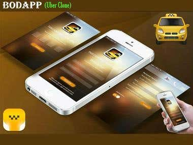 EasyTaxi - Uber Clone