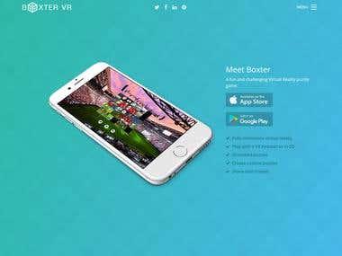 Boxter VR