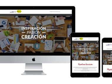 Diseño y Desarrollo | Landing Pages