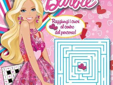 Mattel Italy Publishing - Barbie magazines