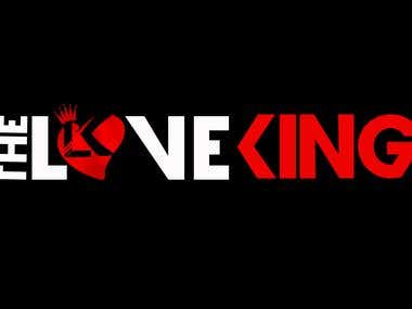 TheLoveKing.net Logo (Graphic Designing)