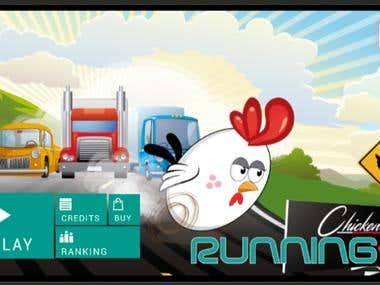 Chicken Running – Android e iOs