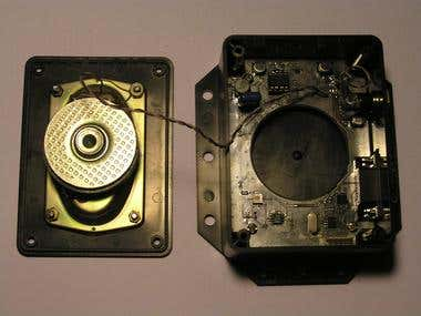 Special sound generator