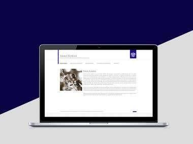 WEB DESIGN / bailiffs office